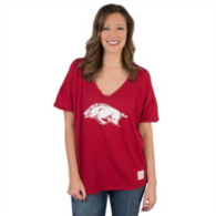 Arkansas Razorbacks Retro Oversized Tee