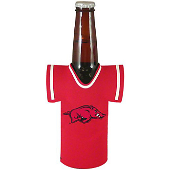 Arkansas Razorbacks Bottle Jersey