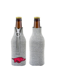 Arkansas Razorbacks Glitter Bottle Coolie