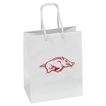 Arkansas Razorbacks Crystal Gift Bag