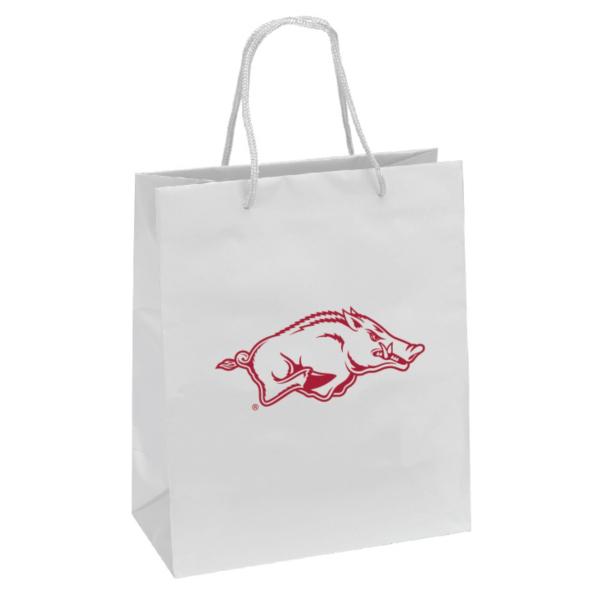 Arkansas Razorbacks Emerald Gift Bag