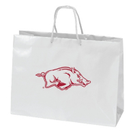 Arkansas Razorbacks Tiara Gift Bag