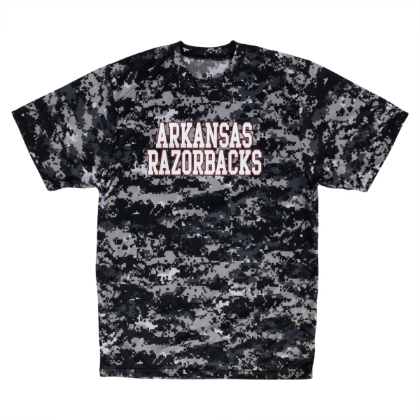 Arkansas Razorbacks Badger Youth Digital Tee