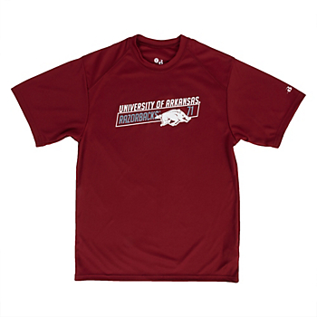 Arkansas Razorbacks Badger Youth Tee