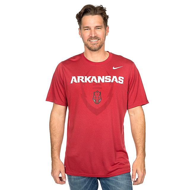Arkansas Razorbacks Nike Icon Tee