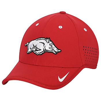 Arkansas Razorbacks Nike Dri-FIT Coaches Cap