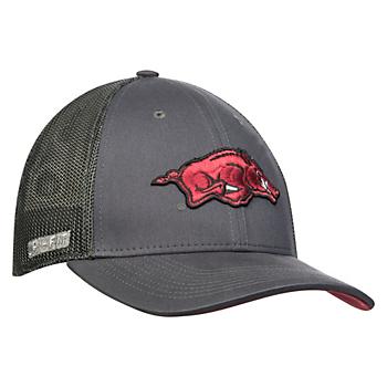 Arkansas Razorbacks Nike Legacy 91 Meshback Flex Cap
