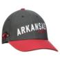 Arkansas Razorbacks Nike Best Legacy 91 Swoosh Flex Cap