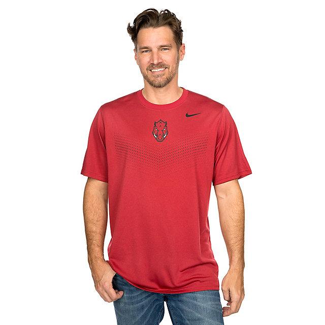 Arkansas Razorbacks Nike Legend Sideline Tee