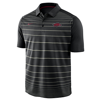 Arkansas Razorbacks Nike Collegiate Polo