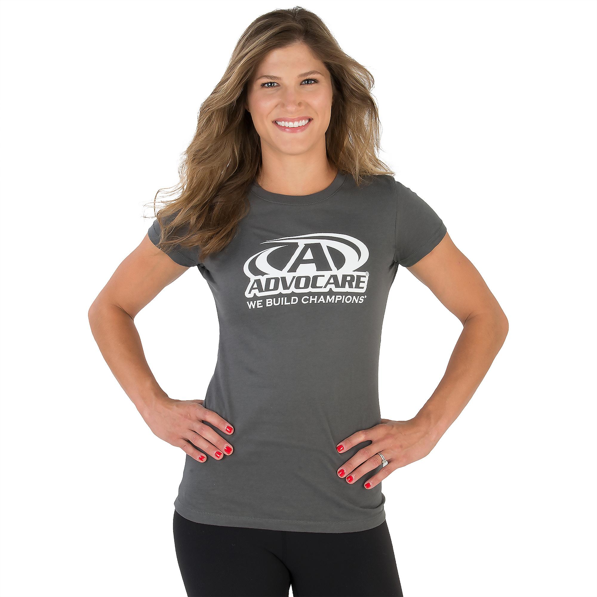 AdvoCare Womens Logo Tee