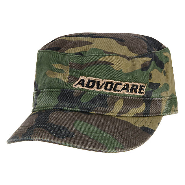 AdvoCare Womens Military Cap