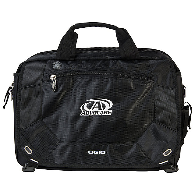 AdvoCare OGIO Radial Messenger Laptop Bag