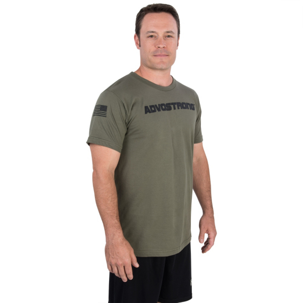 AdvoCare AdvoStrong Patriotic Tee