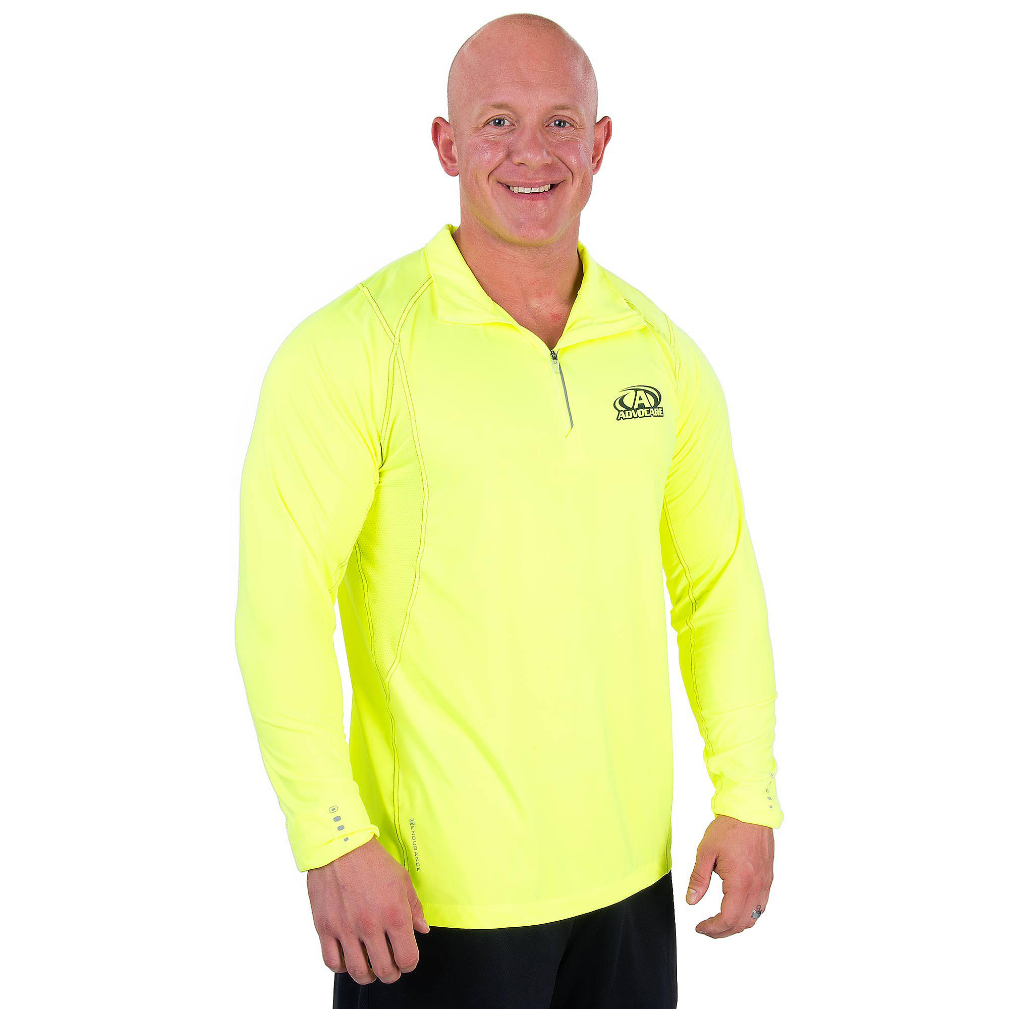 AdvoCare Endurance Quarter Zip Pullover