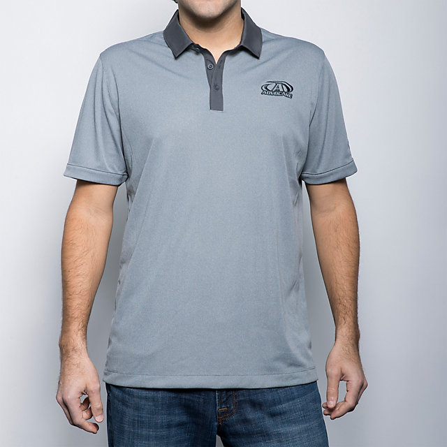 AdvoCare Nike Heather Modern Fit Polo