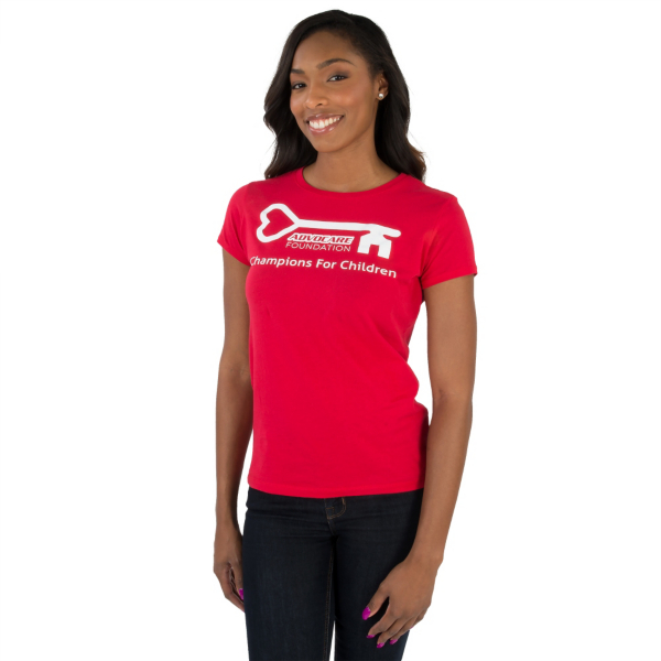 AdvoCare Ladies Champions For Children Tee