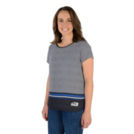 AdvoCare Herringbone Color Block Top