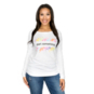 AdvoCare Ladies Start Something Long Sleeve Scoop Tee