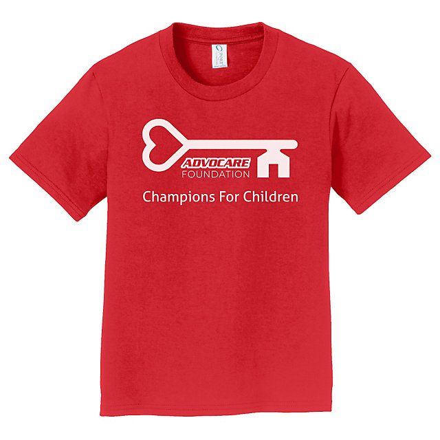 AdvoCare Youth Champions For Children Tee