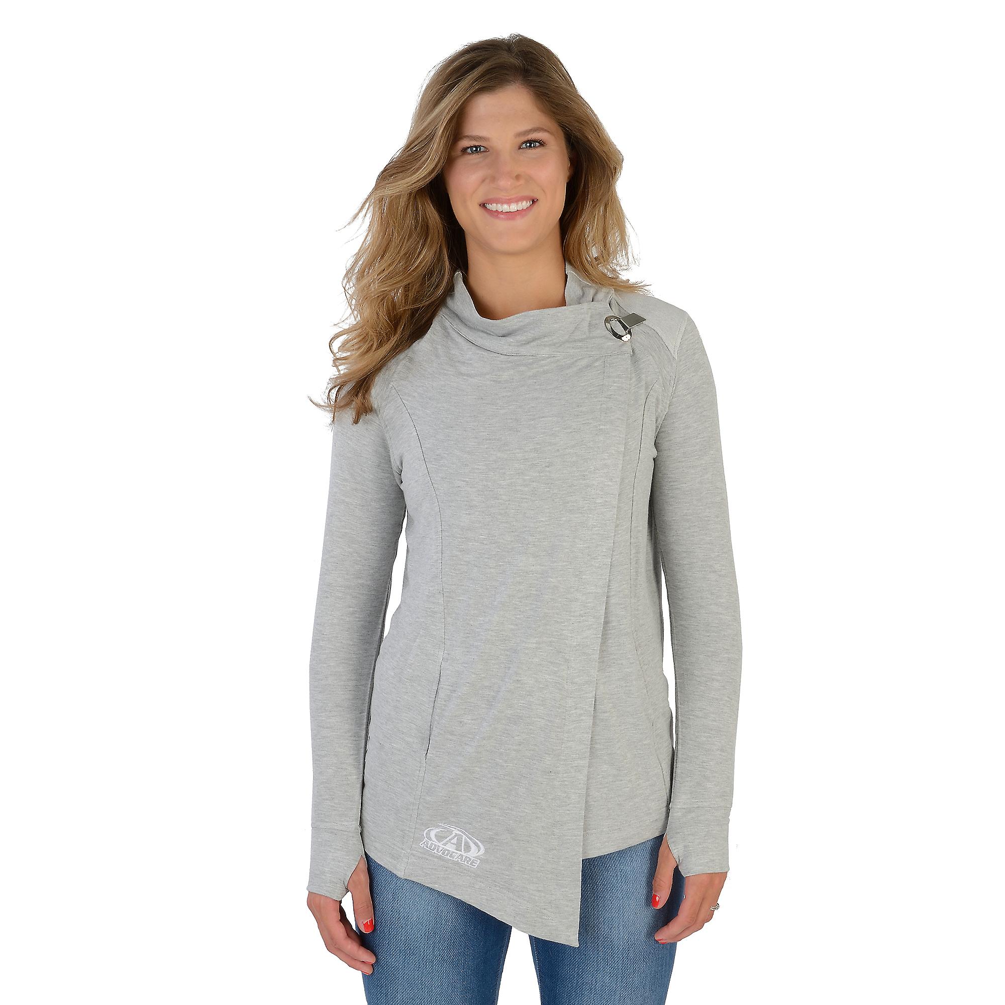 AdvoCare Cardi Wrap Sweater
