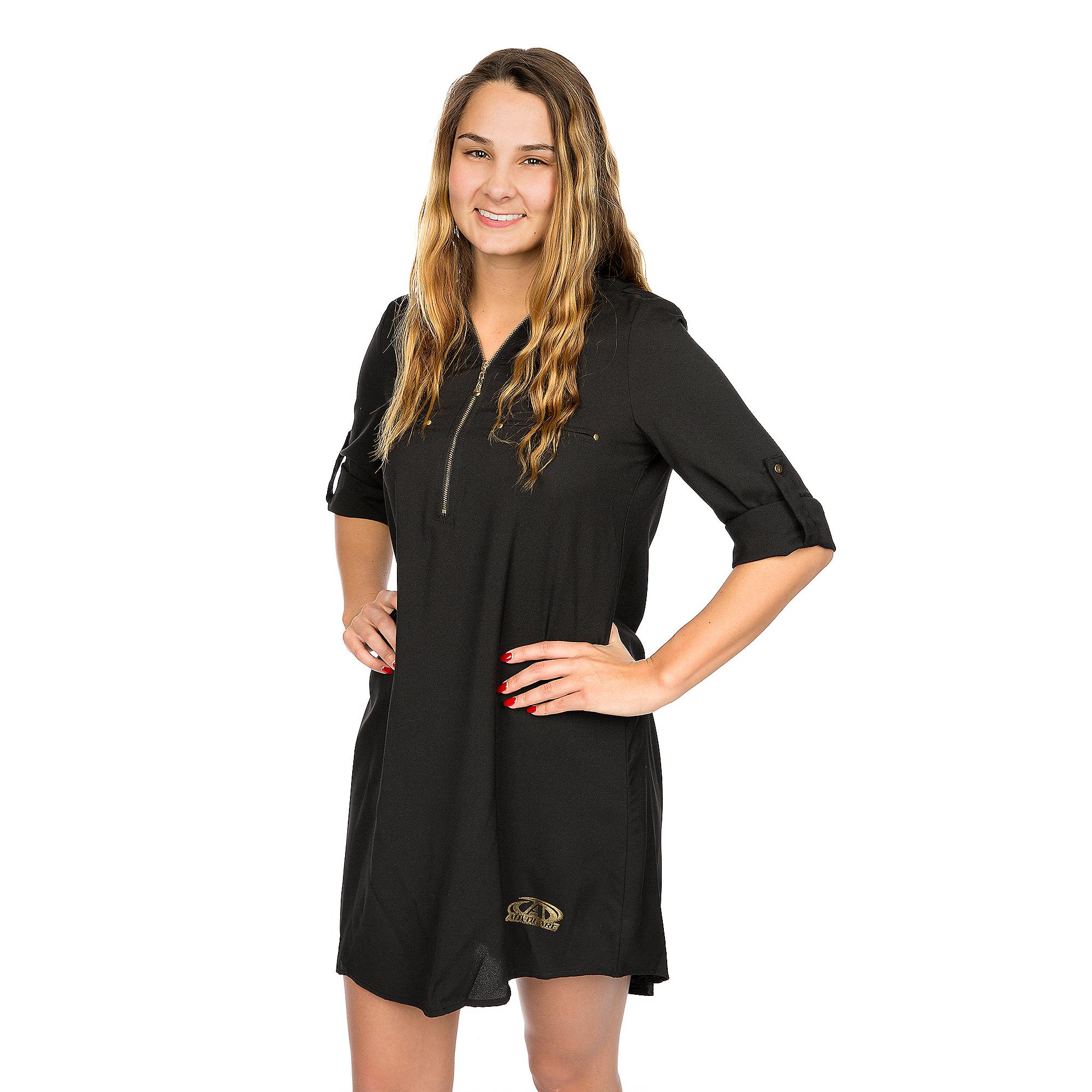 AdvoCare Zipper Tunic Dress