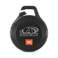 AdvoCare Clip+ Portable Bluetooth Speaker
