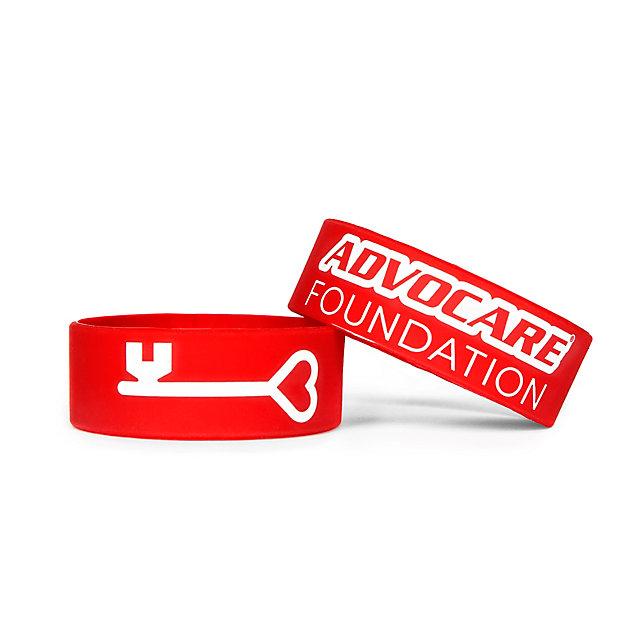 AdvoCare Champions For Children Wristband