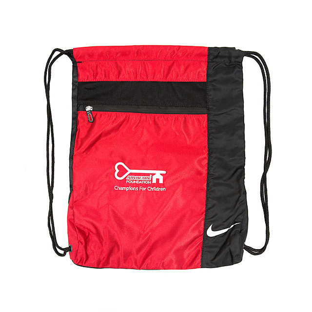 AdvoCare Champions For Children Nike Drawstring Bag