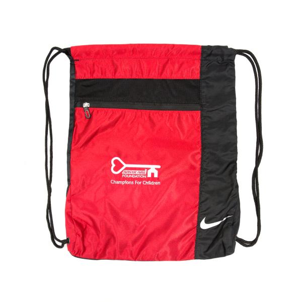 AdvoCare Champions For Children Drawstring Bag