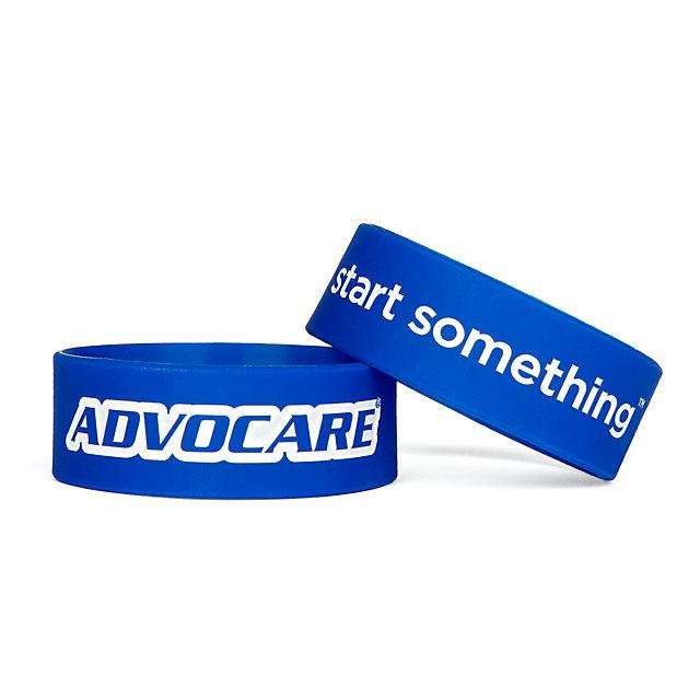 AdvoCare Start Something Wristband