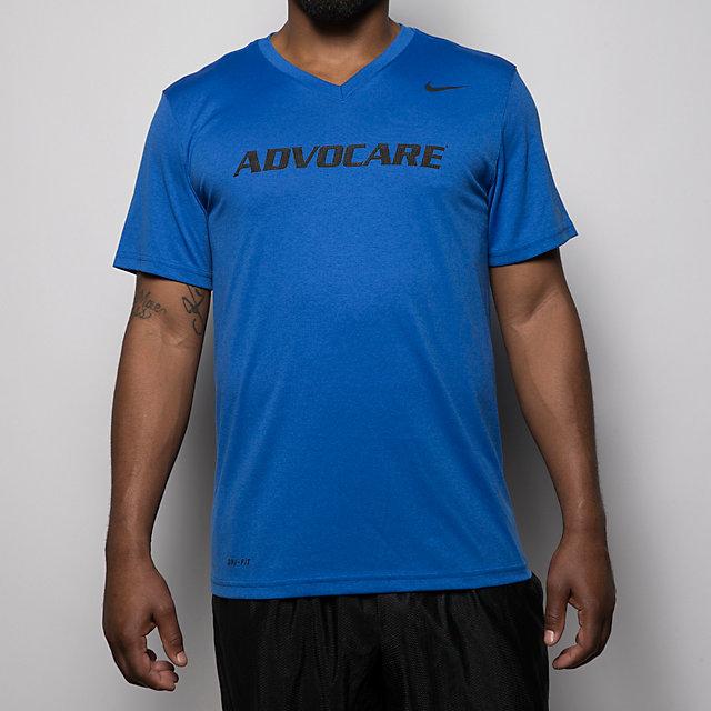 AdvoCare Nike Legend V-neck Tee