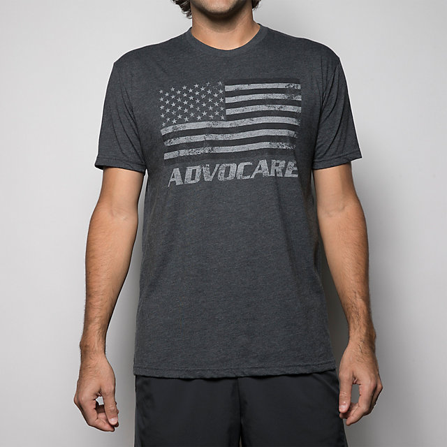 AdvoCare Froning Salute Tee