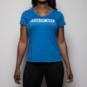 AdvoCare Ladies Endurance Pulse V-neck Tee