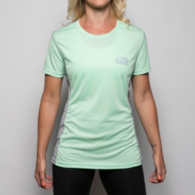 AdvoCare Ladies Boston Color Block Tee
