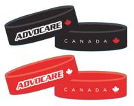 AdvoCare Canada Wristbands - 2 Pack