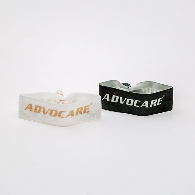 AdvoCare 2-Pack Hair Tie
