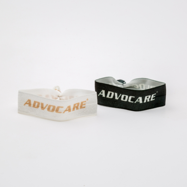 AdvoCare 2-Pack Hair Ties