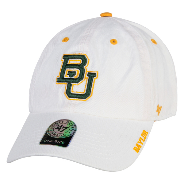 Baylor Bears 47 White Ice Cap