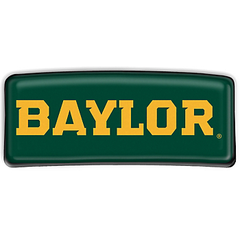 Baylor Bears Large Rectangle Barrette