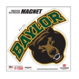 Baylor Bears 6x6 Magnet