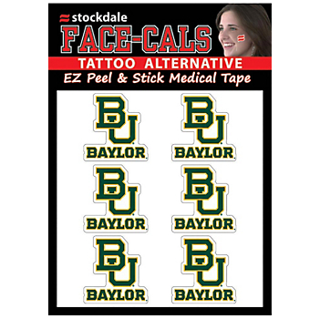 Baylor Bears 4x5 Mini Cals
