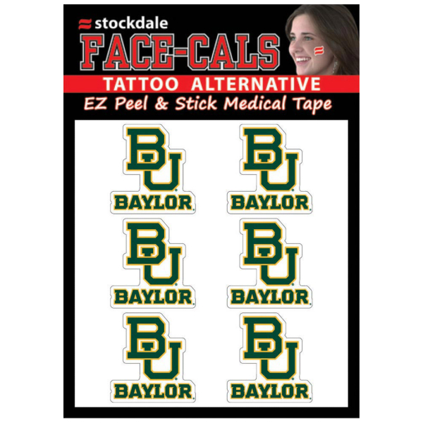 Baylor Bears 4x5 Mini Cals