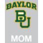 Baylor Bears 4x5 Mom Decal