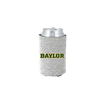 Baylor Bears Glitter Can Coolie