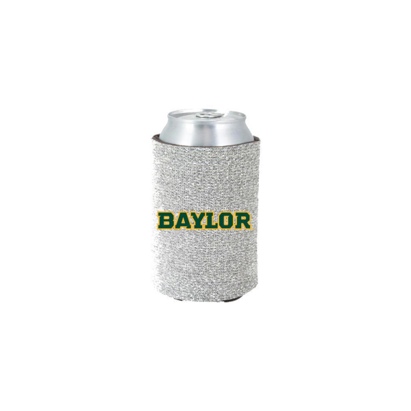Baylor Bears Glitter Can Cooler