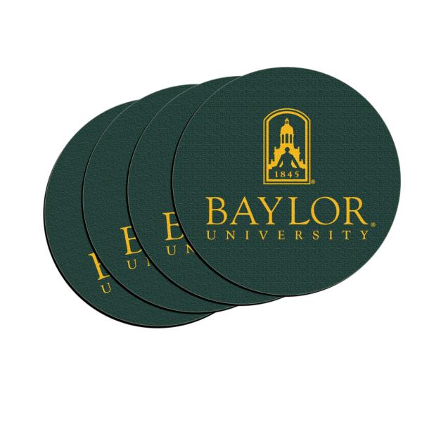 Baylor Bears Car Coasters