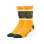 Baylor Bears Gold Duster Sport Socks