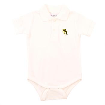 Baylor Bears Golf Shirt Romper