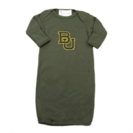Baylor Bears Layette Gown